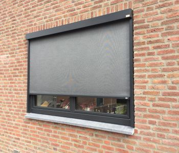 Windvaste screen